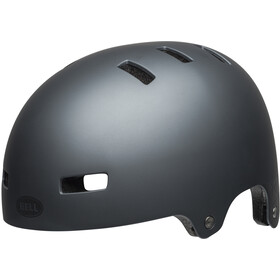 Bell Local Casco, covert matte titan/black reflective